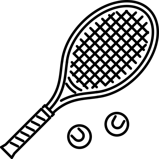 picto tennis casa mia